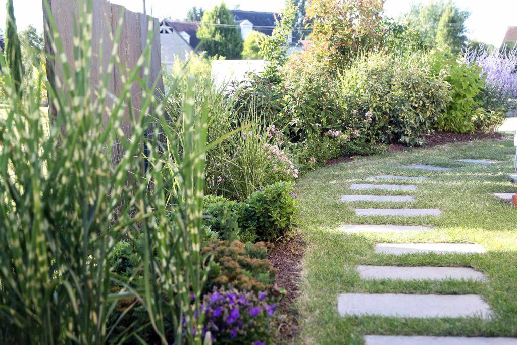 Serrault Jardins, paysagiste crée des allées et accès pour votre jardin, pavés, dallages, gravillons...