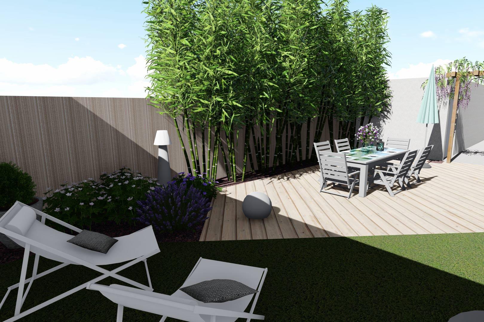 Serrault Jardins, entreprise du paysage sur La Villes aux Dames dans le 37.