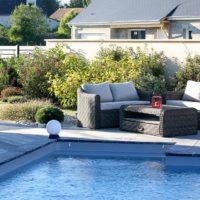 Serrault paysagiste sur la Ville aux Dames vous propose ses services pour la création de votre terrasse paysagée.