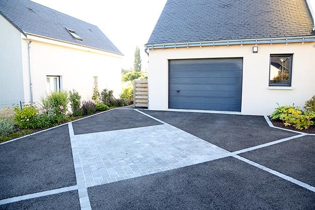 Serrault Jardins, crée vos allées et accès de garage pour votre jardin.