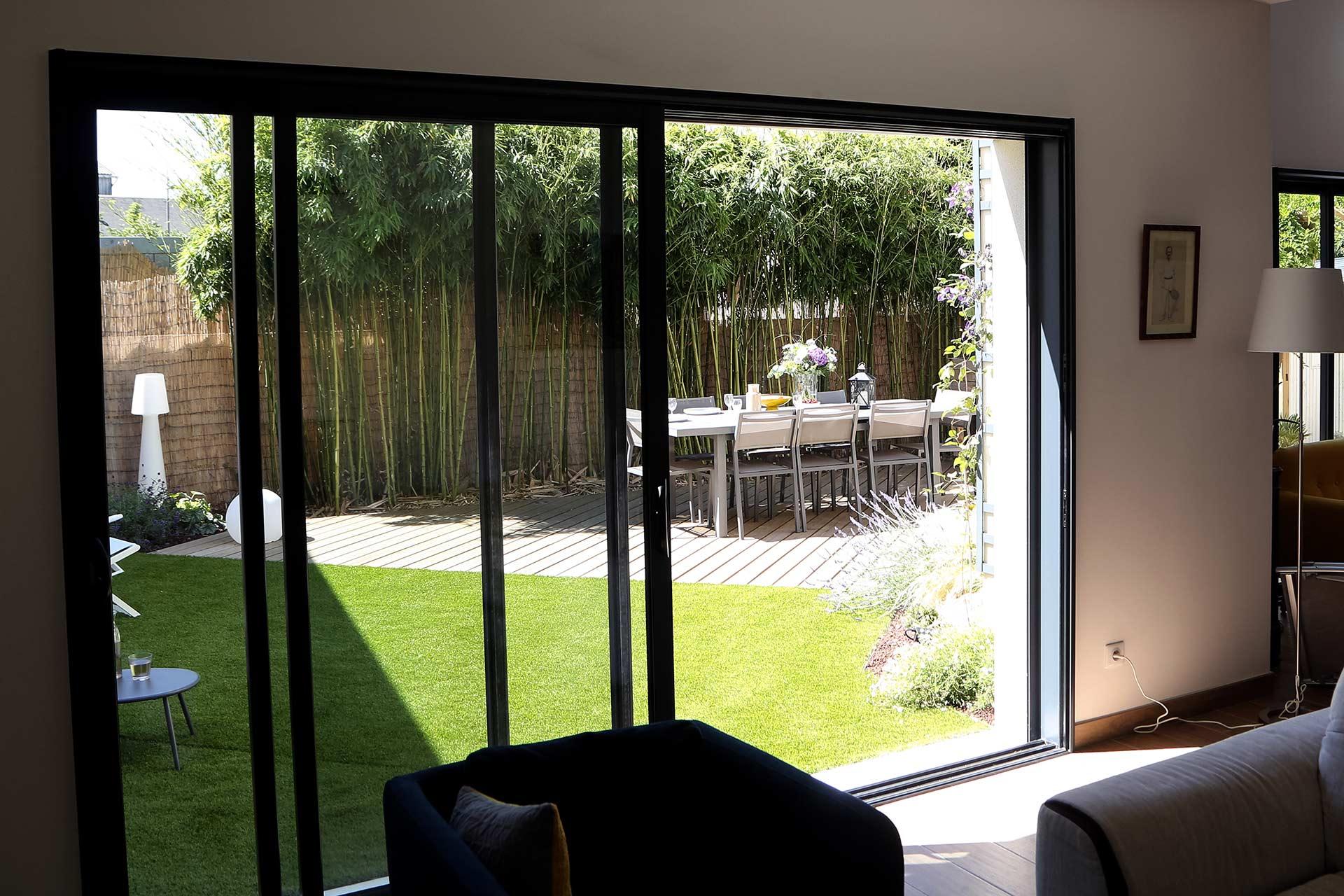 Entreprise du paysage, Serrault Jardins réalise des jardins sur-mesure dans diverses communes comme Noizay.