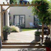 Entreprise du paysage, Serrault Jardins réalise des jardins sur-mesure dans diverses communes comme Nazelle-Négron.