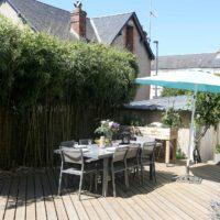 Entreprise du paysage, Serrault Jardins réalise des jardins sur-mesure dans diverses communes comme Cormery.