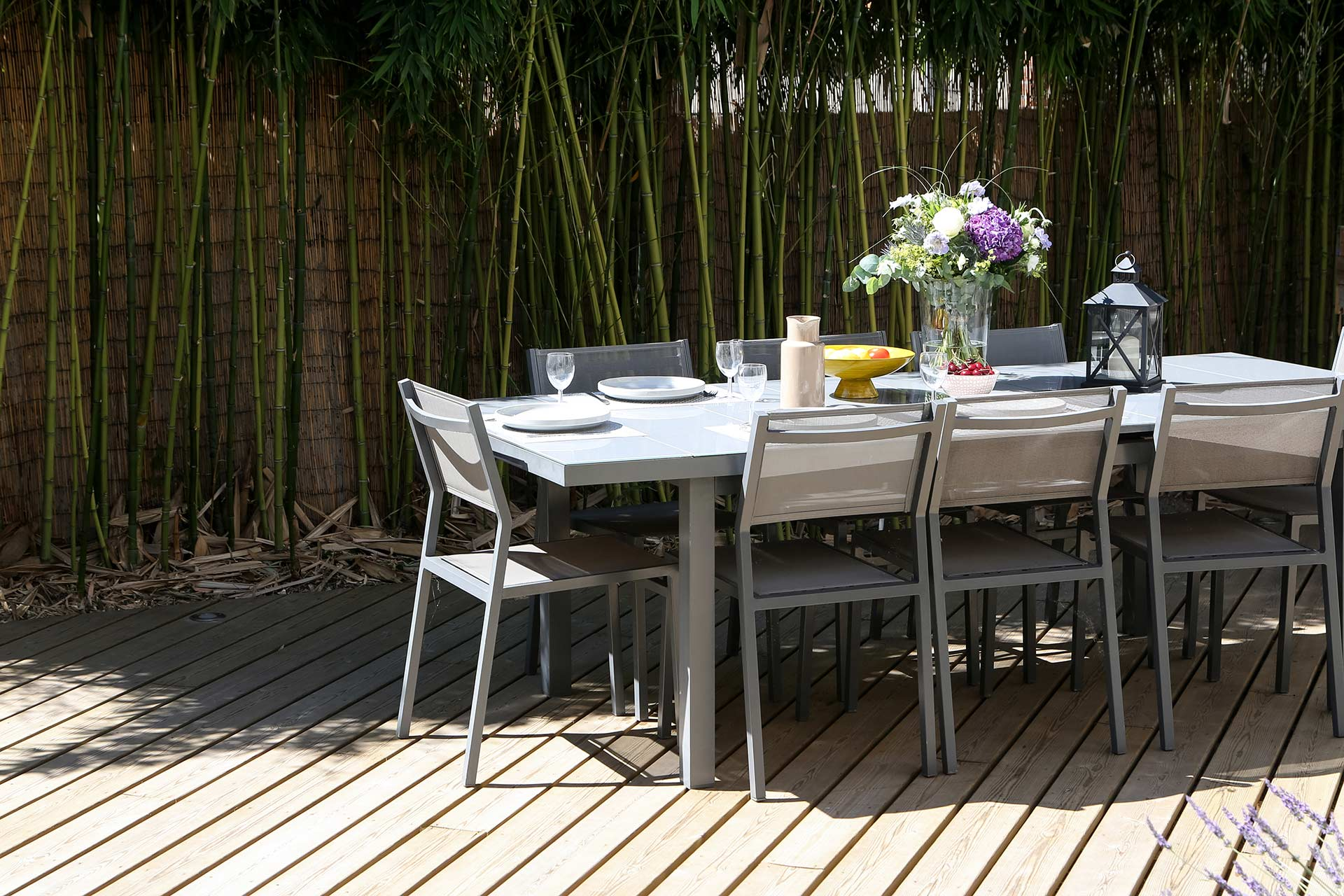 Entreprise du paysage, Serrault Jardins réalise des jardins sur-mesure dans diverses communes comme Montlouis-sur-Loire.