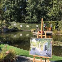 Découvrez un jardin expo unique en Touraine.