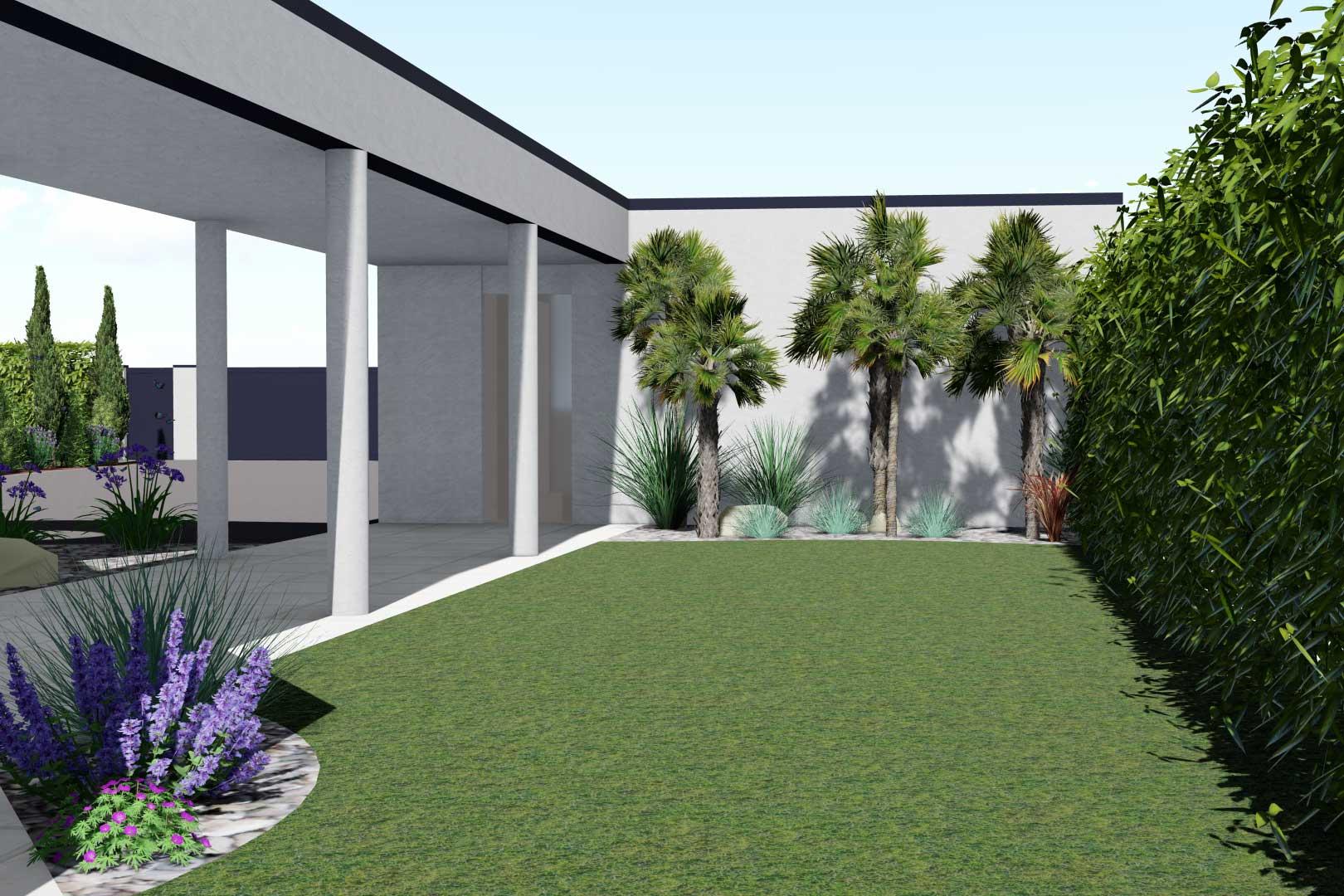 Serrault Jardins, paysagiste à Tours réalise vos aménagements paysagers.