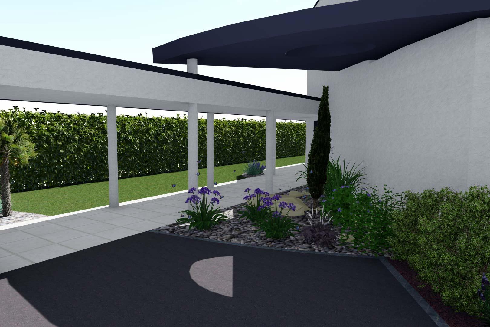Serrault Jardins est une entreprise du paysage à la Ville aux Dames dans le 37.
