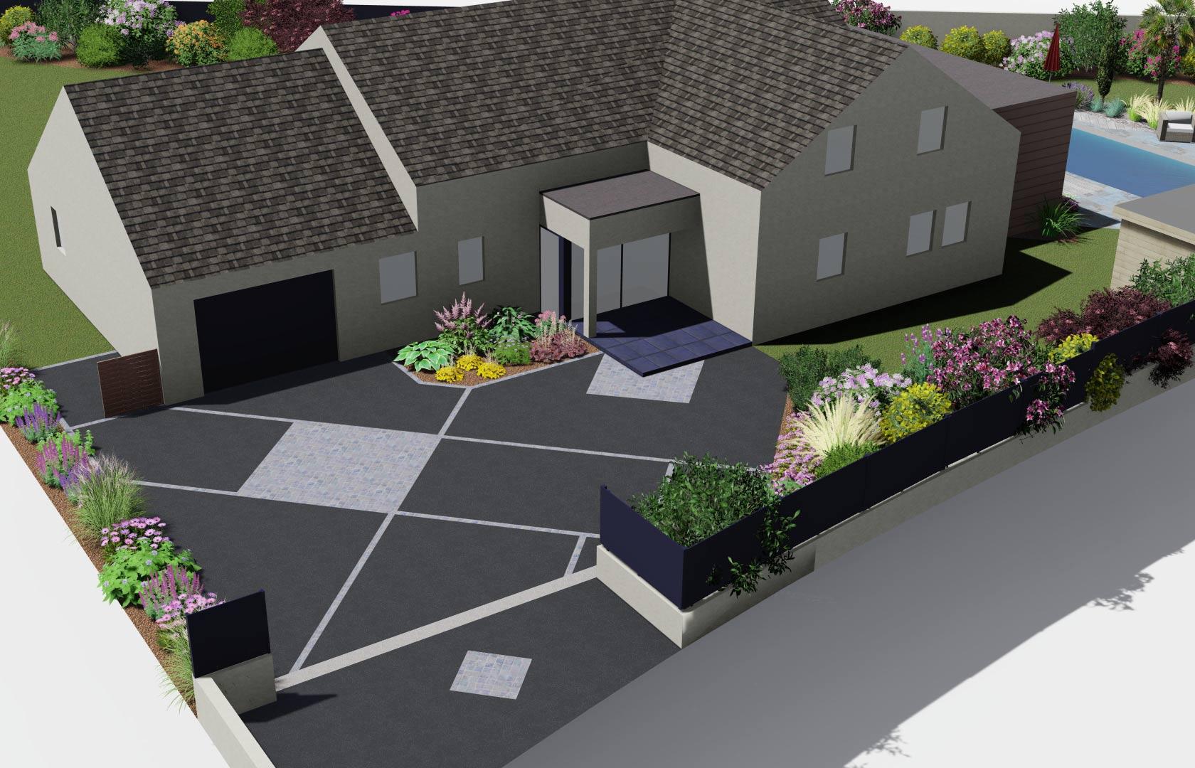 Serrault Jardins, aménage votre jardin, vos allées et votre terrasse.