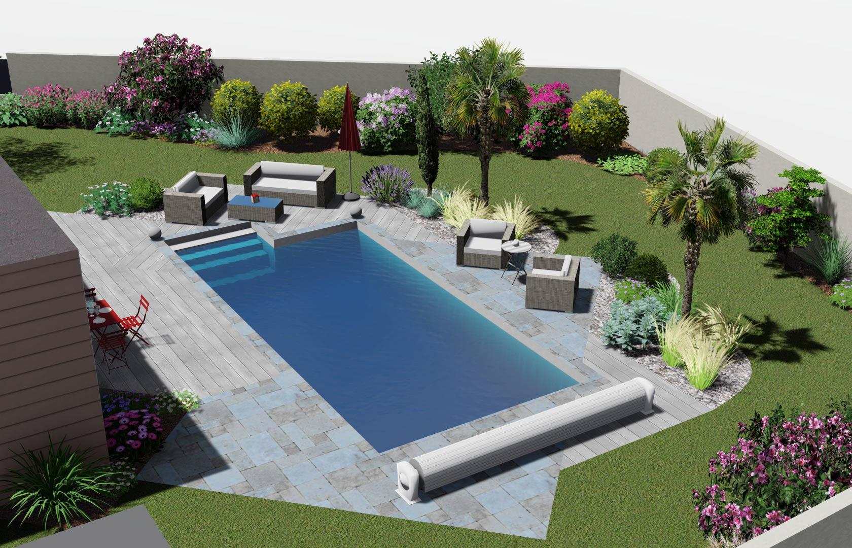 Serrault Jardins, imagine votre terrasse pour votre jardin.