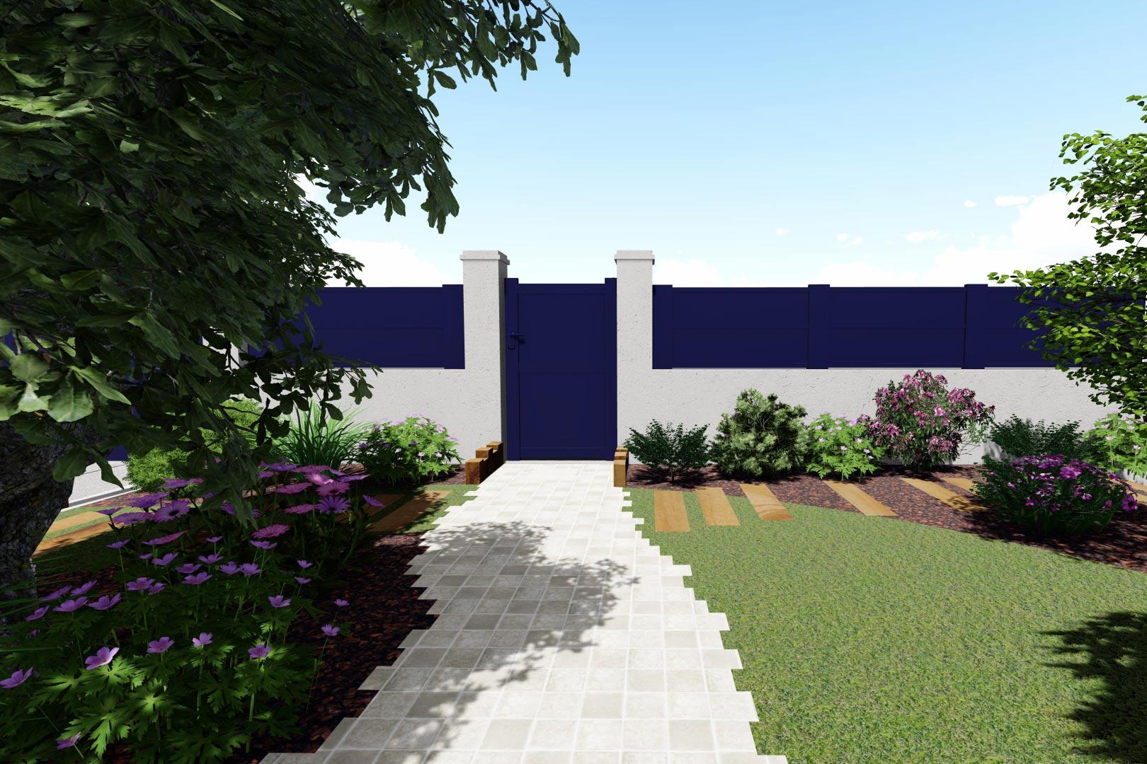 Vous cherchez un portail et un clôture pour votre jardin ? Contactez notre équipe de professionnels.