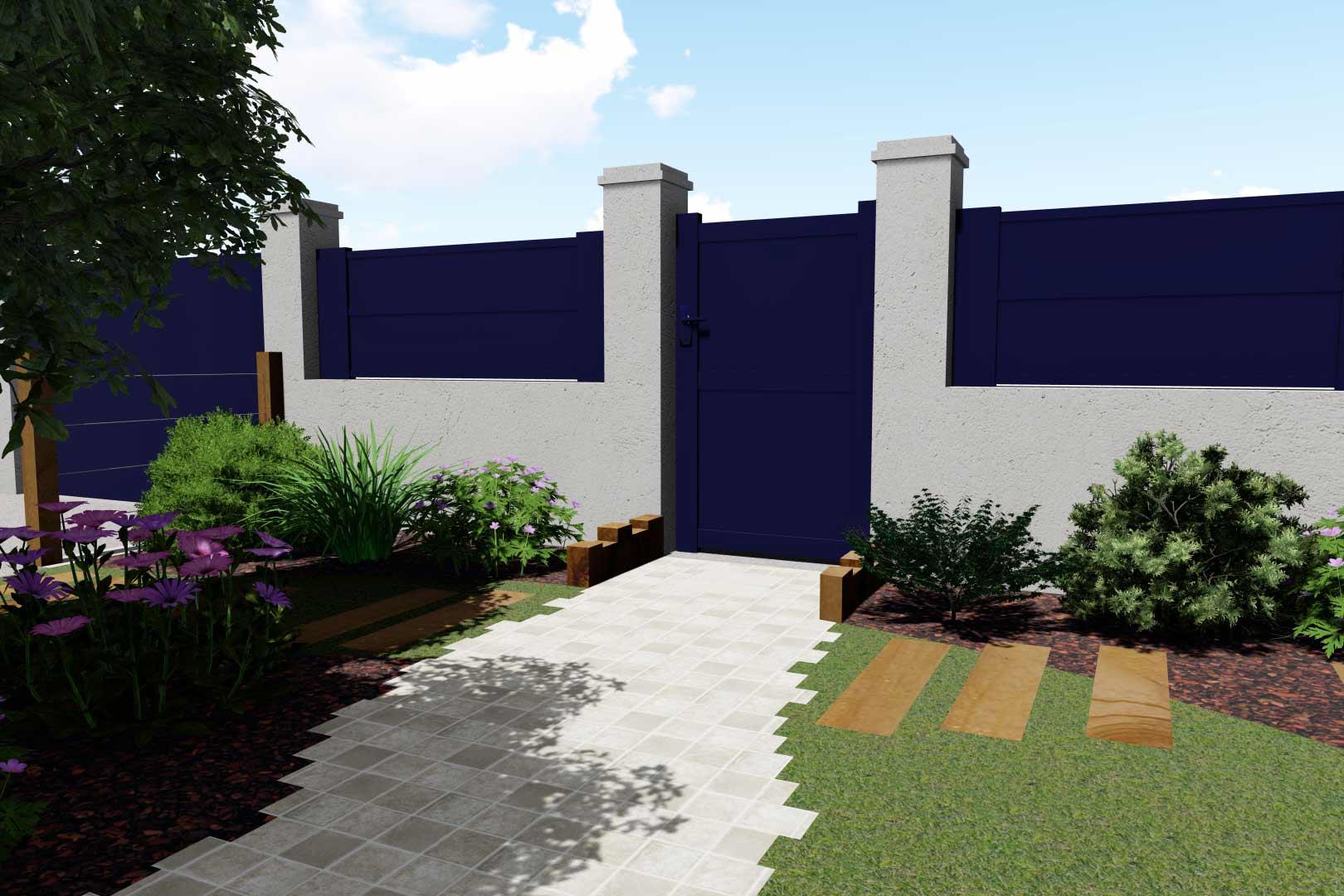 Portails, clôtures, palissades, brise-vue, de nombreuses solutions pour votre jardin.