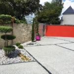 Serrault Jardins vous propose le béton poreux comme solution pour votre accès de garage.