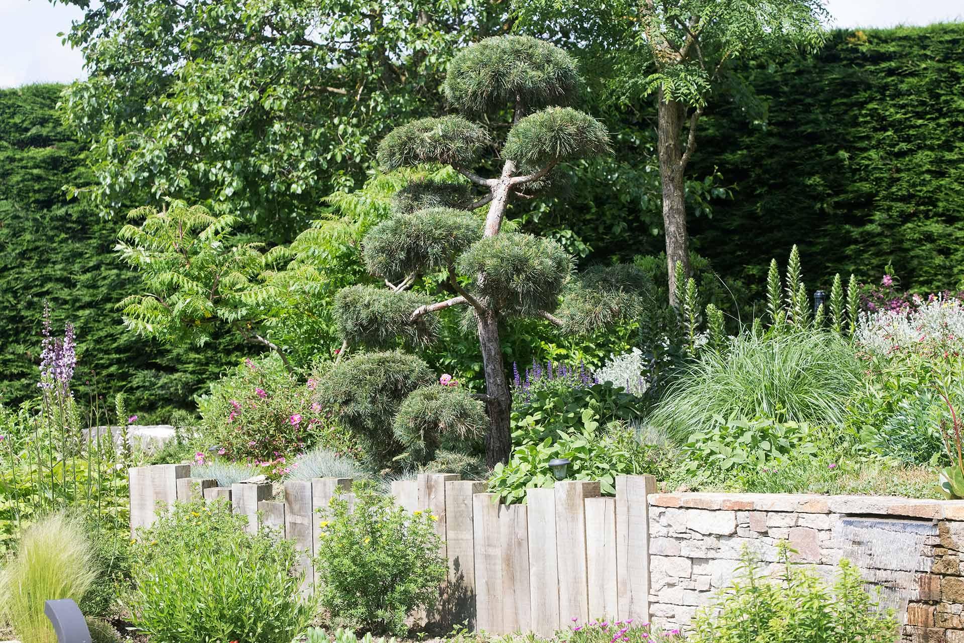 Jardinier paysagiste, Serrault Jardins se situe à la Ville aux Dames dans le 37.