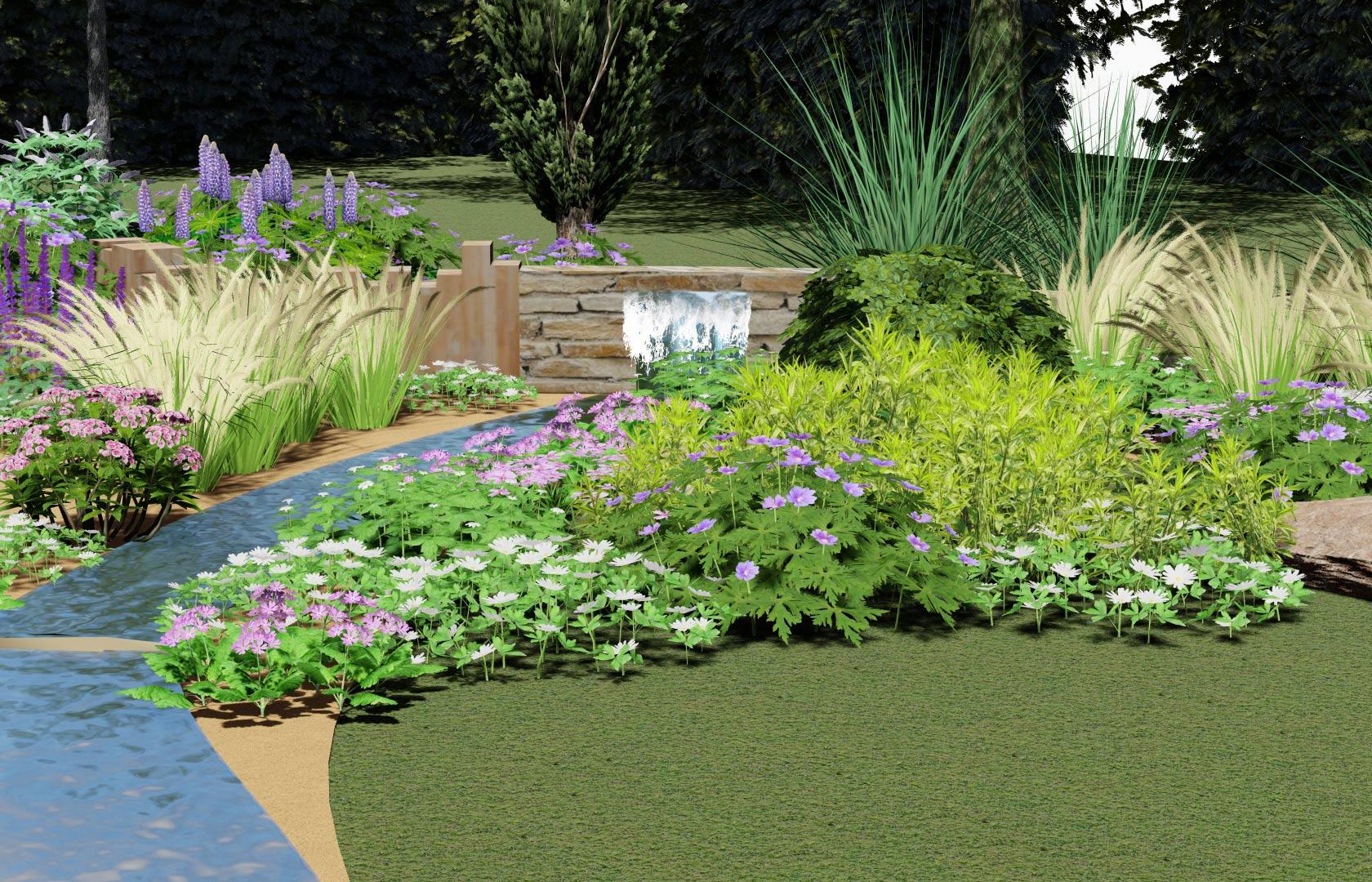 Serrault Jardins, entreprise de paysage depuis 1981 nous réalisons des terrasses en grès céram.