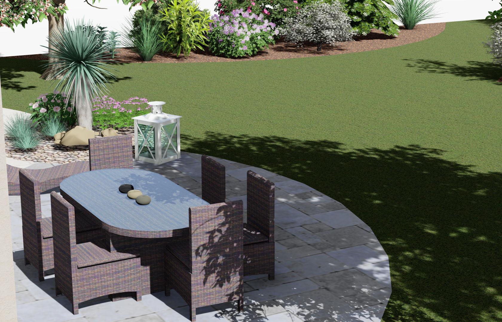Mettre en valeur votre jardin et notre métier.