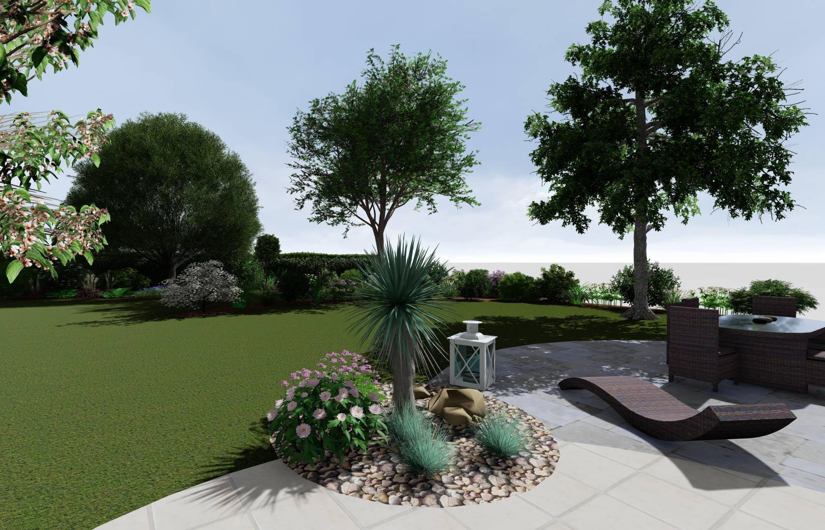 Serrault Jardins créateur de jardins, est une entreprise qui réalise des terrasses.