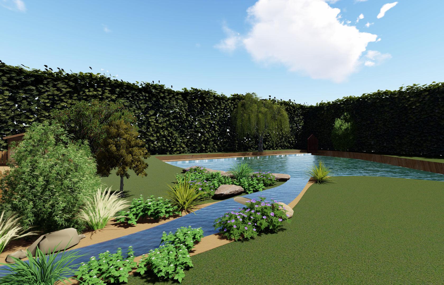 Serrault Jardins, entreprise de paysage depuis 1981.