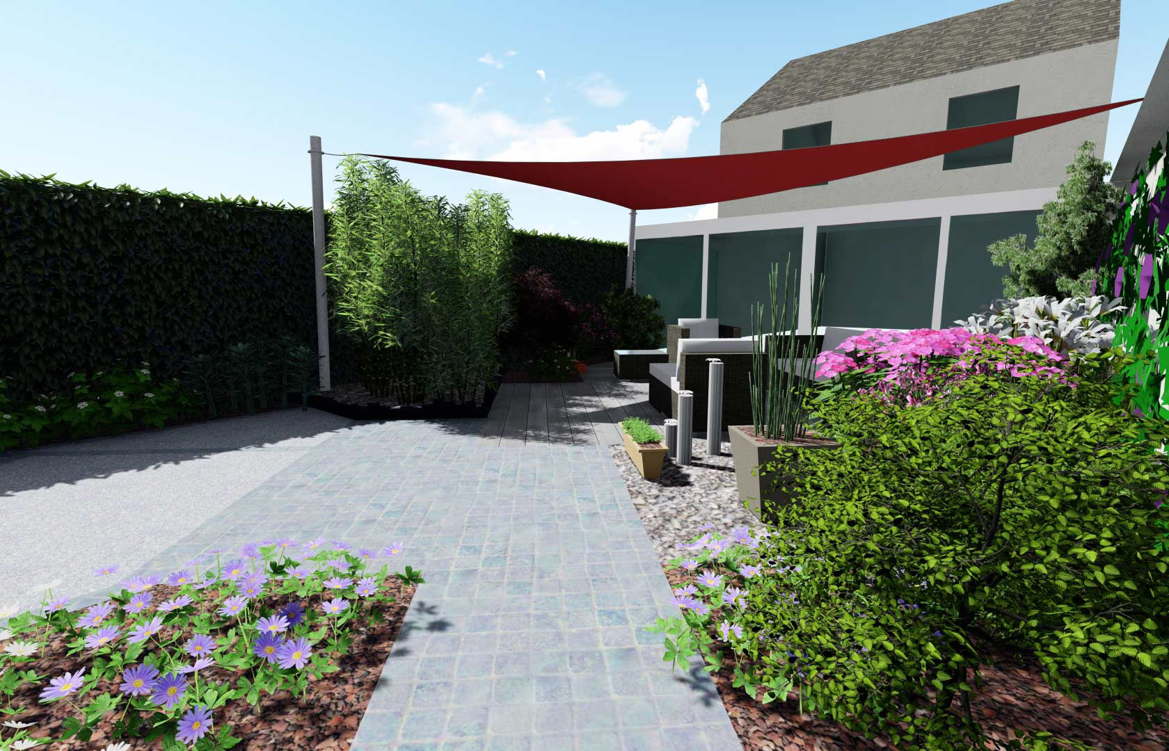 Entreprise du paysage, Serrault Jardins valorisera vos extérieurs grâce à son expérience et son savoir-faire.