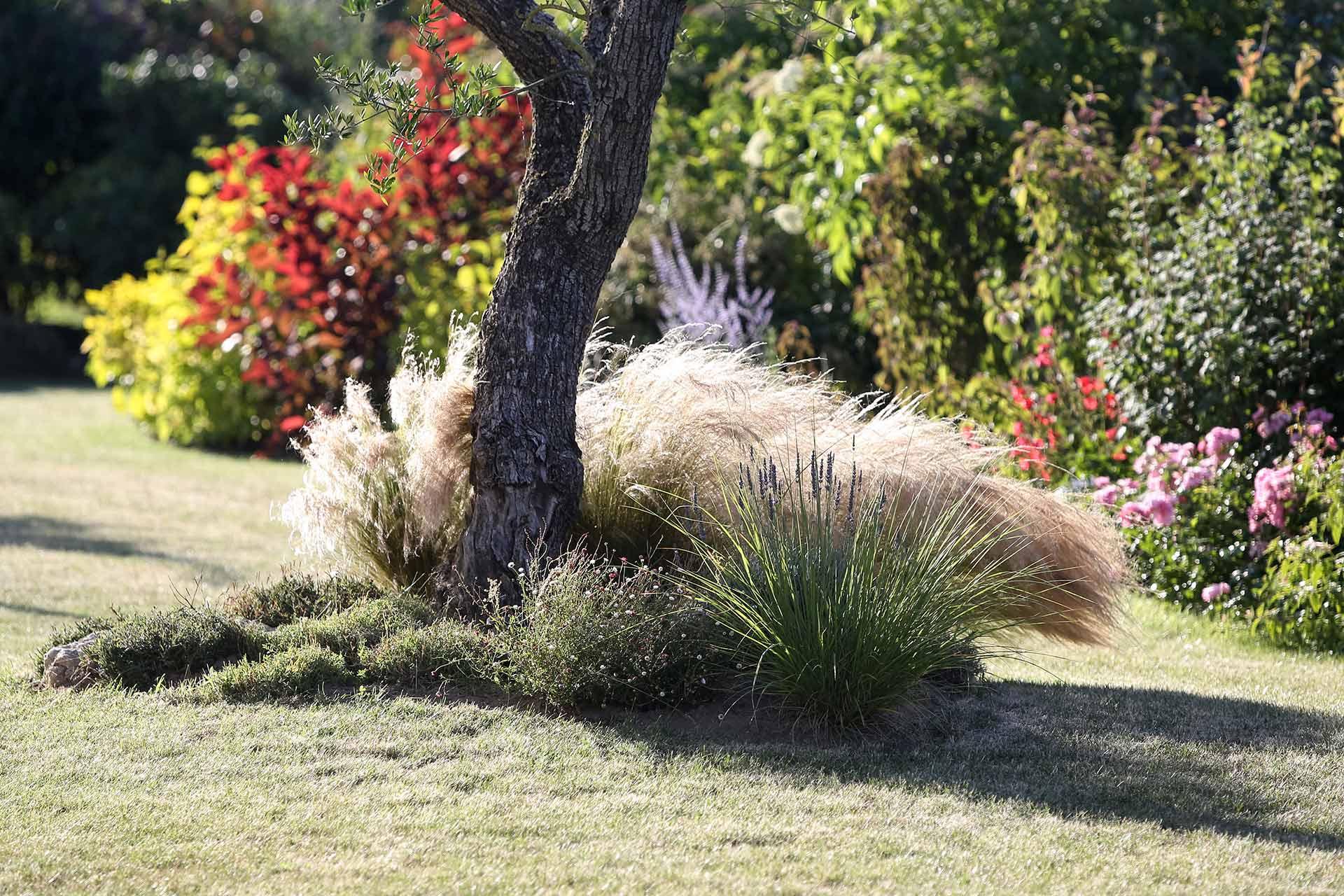 Paysagiste en Indre et Loire, Serrault Jardins réalise des terrasses en travertin, en dallage, en bois ou encore en pierres naturelles.