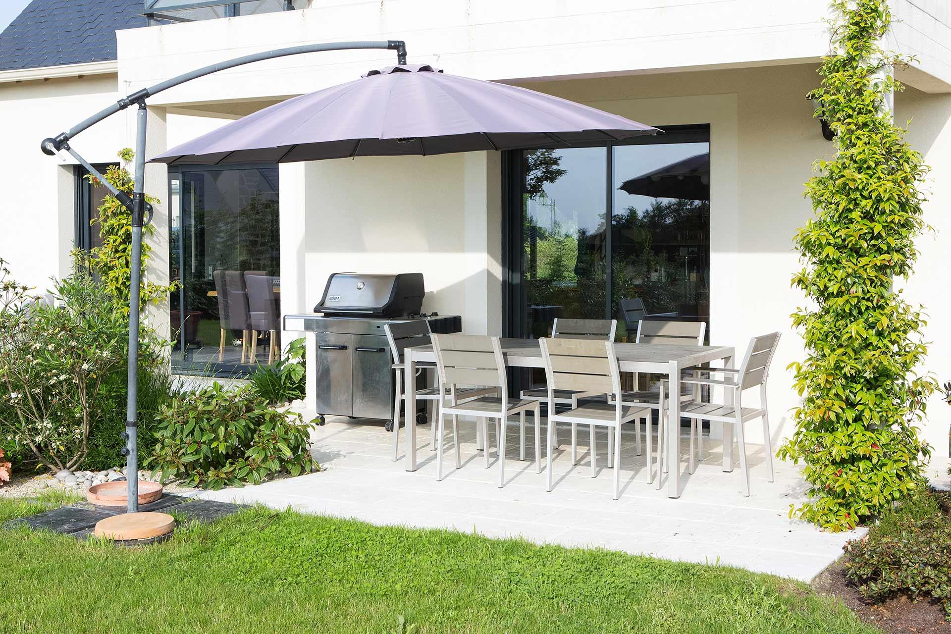 Jardin Sur Une Terrasse terrasse - serrault jardins